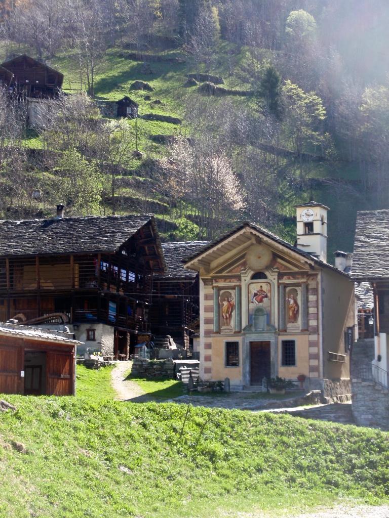 La chiesa di San Nicolao