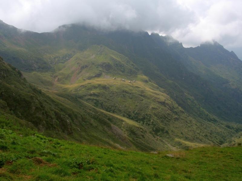 Panorama alpi Rimella