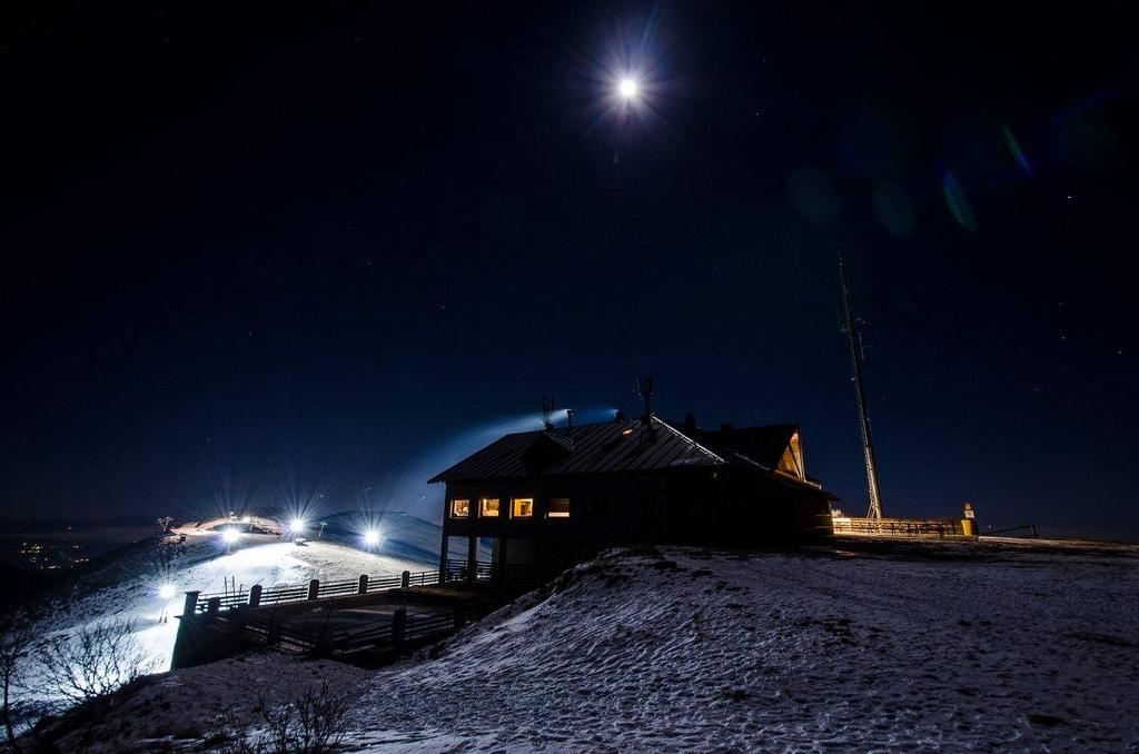rifugio Monte Marca