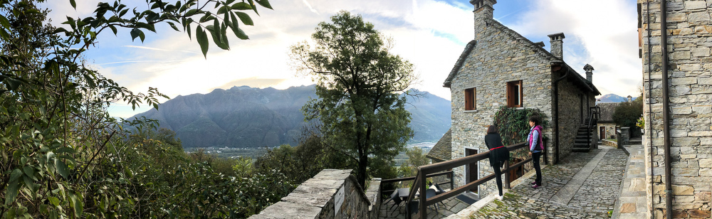 La Tensa Domodossola - escursioni degustazioni vino per Ossola in Cantina