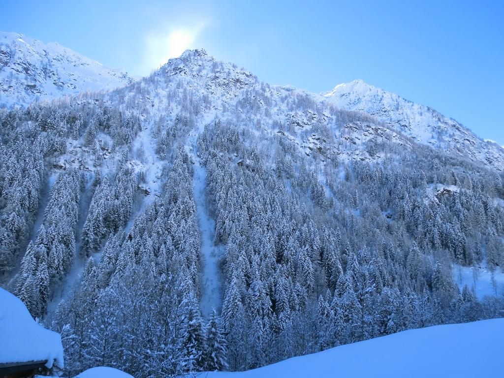 Ciaspolata Val Vogna nella neve con SPA da Milano Torino Novara Biella